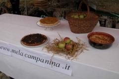 Una delle specialità delle mele campanine mantovane; le torte